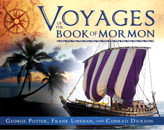 Cover - Voyages of the Book of Mormon
